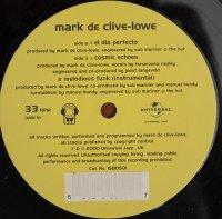 MARK DE CLIVE-LOWE / EL DIA PERFECTO (12