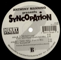 Syncopation / We got a love(12