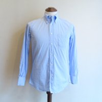 INDIVIDUALIZED SHIRTS     STANDARD FIT  -  END ON END  (LT. BLUE)