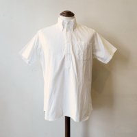 INDIVIDUALIZED SHIRTS    REGATTA OX  Popover Short Sleeves   (WHITE)