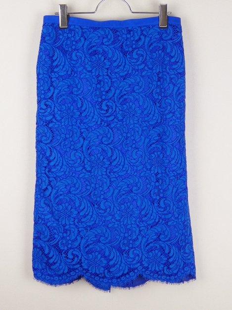 17SS レーススカート(BLUE)