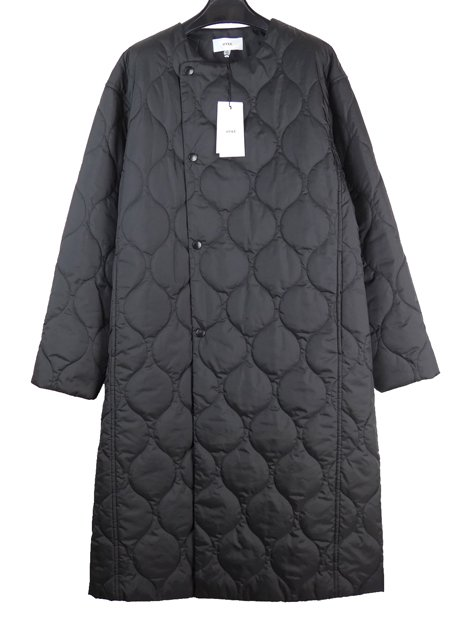 17AW QUILTED COAT キルティングコート