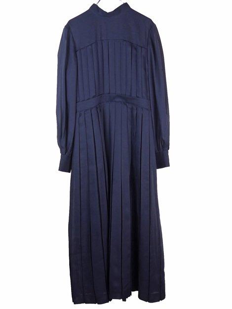 18AW ビエラプリーツドレス