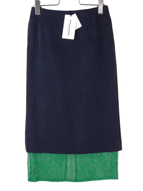 18SS リバーレーススカート