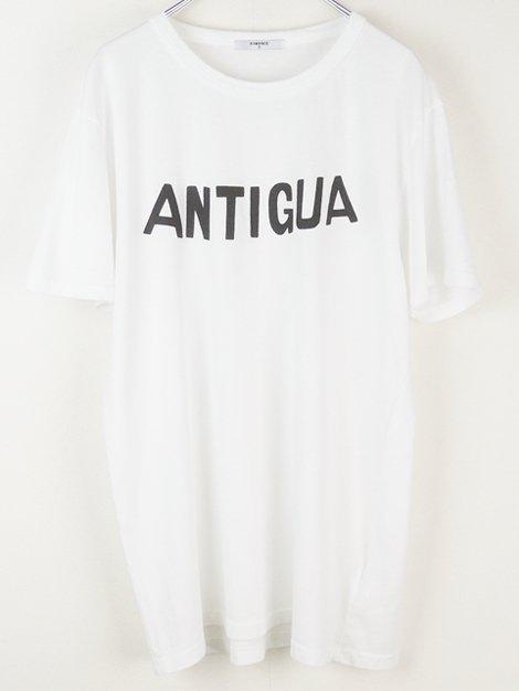 19SS ANTIGUA Tシャツ