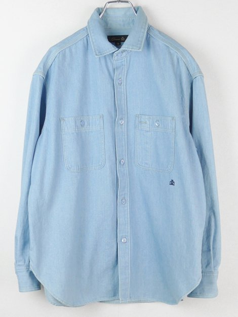 18SS デニムシャツ