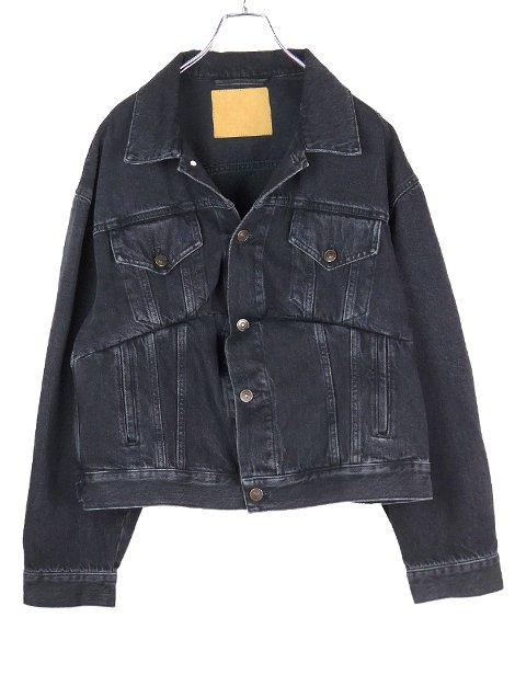18SS スウィングデニムジャケット