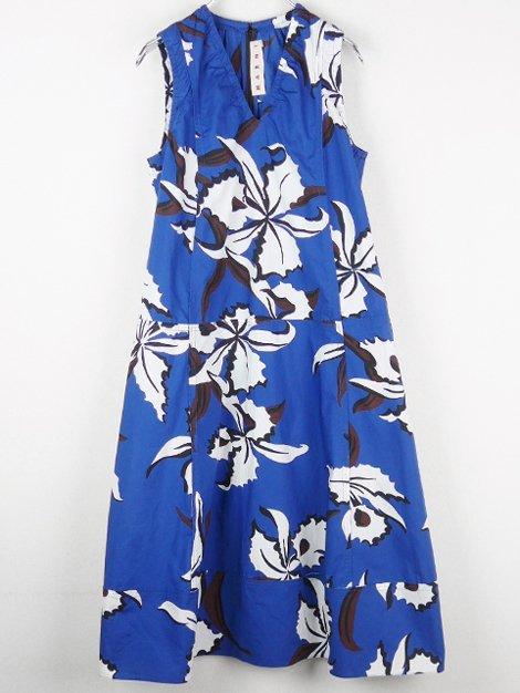 15SS フラワープリントドレス