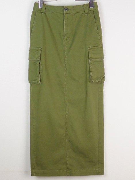 16SS ミリタリースカート