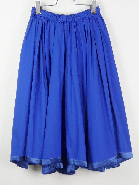 16SS サテンパイピングスカート