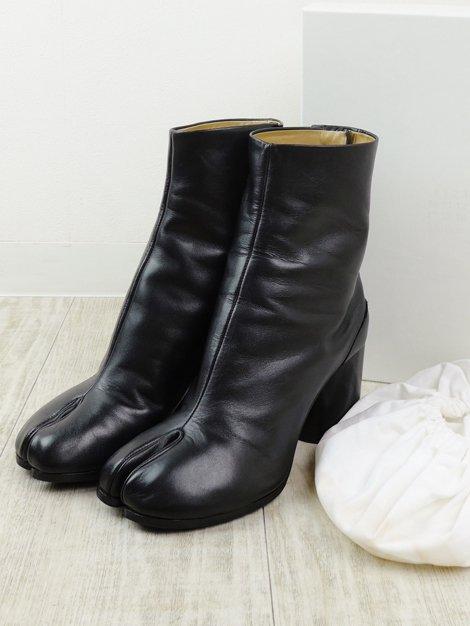17AW 足袋ブーツ ブラック