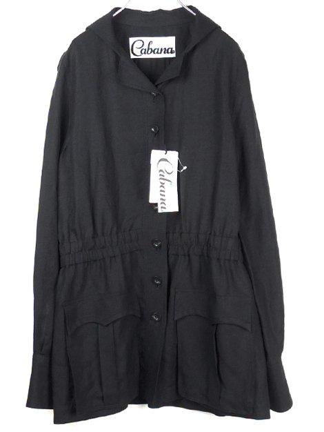 19SS サファリギャザージャケット