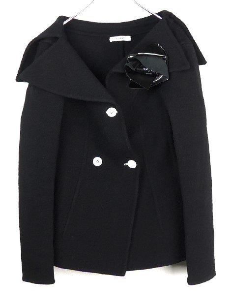 14AW ワイドカラーウールジャケット