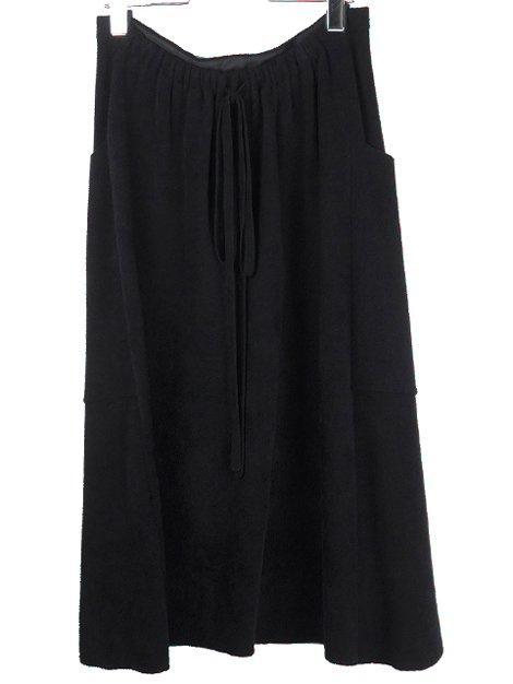 18SS ファーモール ギャザースカート