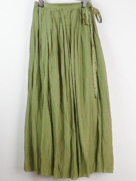 18SS ボリュームロングスカート