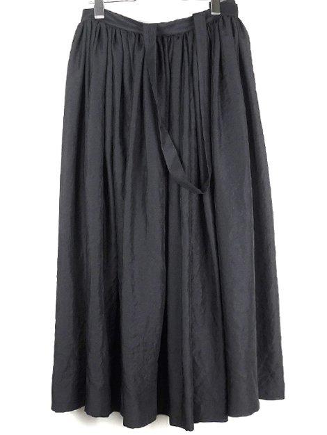 19SS ワンストラップボリュームスカート