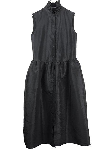 タフタバルーンドレス