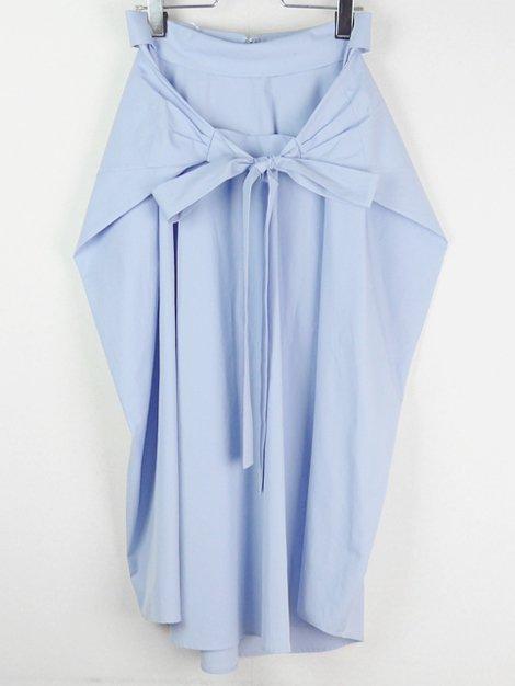 17SS コットンリボンスカート