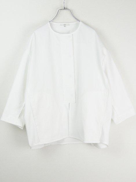 20SS ノーカラーコクーンジャケット