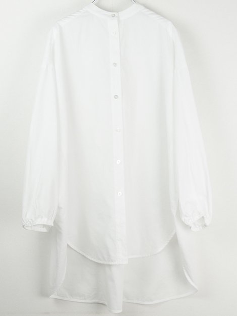 19AW バックギャザーシャツ