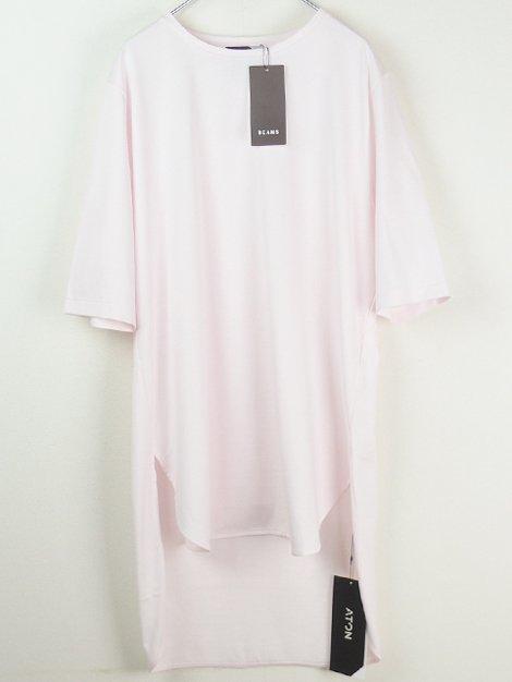 20SS ラウンドヘムTシャツ