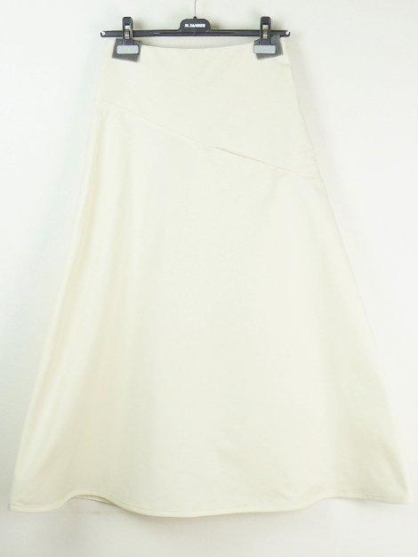 19SS コットンシルクロングスカート