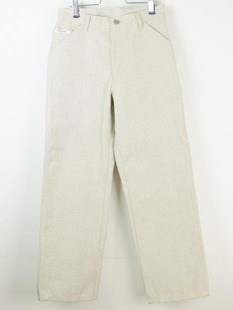 20SS Canvas Bonding Painter Pants