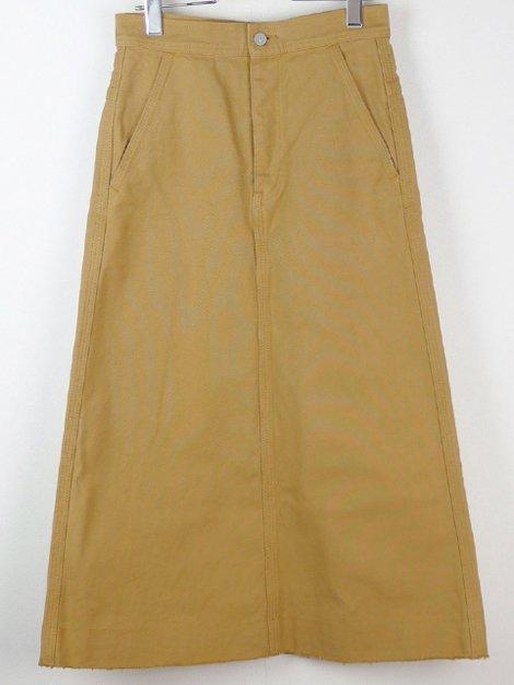 18SS キャンバススカート
