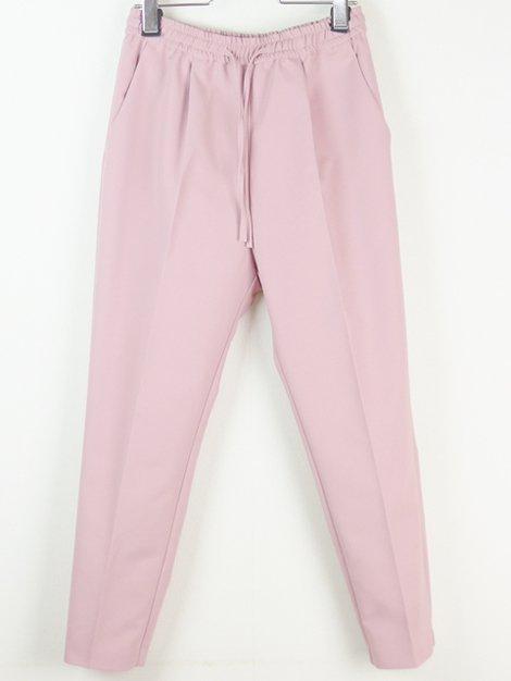 19AW カラータックパンツ GINZA SIX限定ピンク