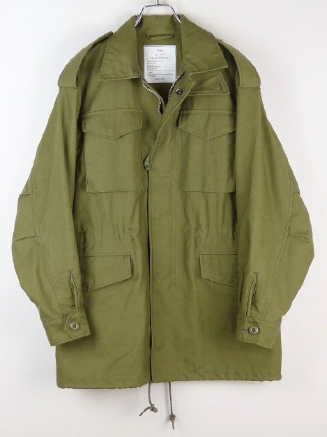 16AW FIELD JACKET (BIG SIZE)