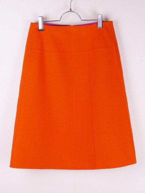 17AW メルトンタイトスカート