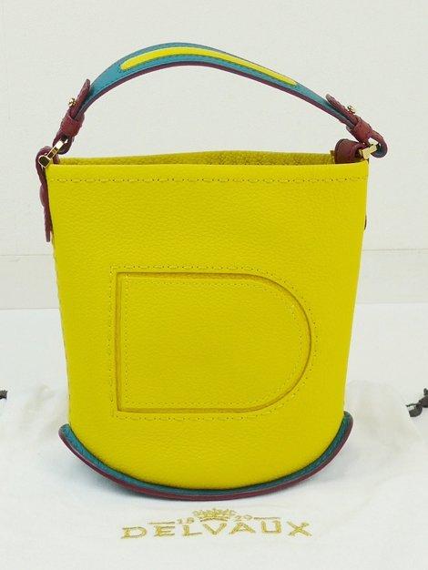19AW Pin Mini Bucket yellow