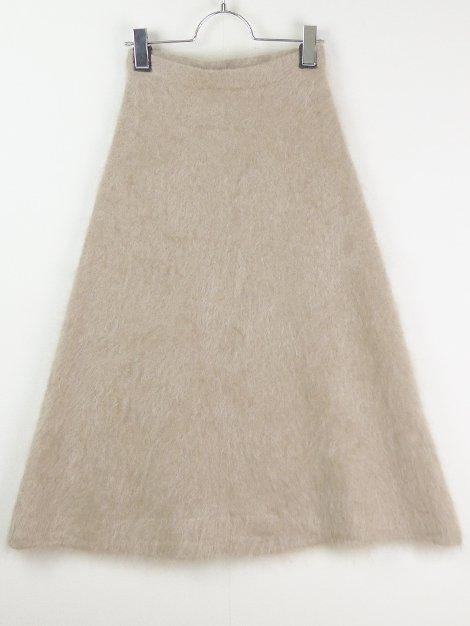 19AW カシミヤファースカート