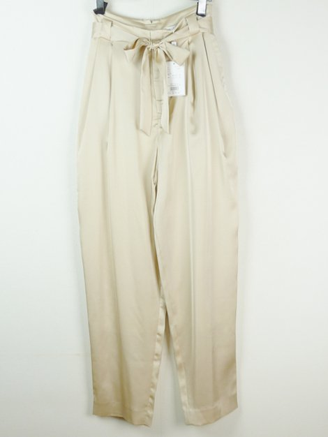 20AW GROSS COLOR PANTS IVORY