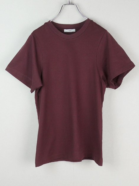 20AW SCOOP SLEEVE COMPACT TOPS