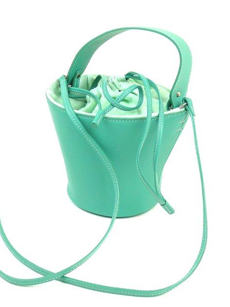 Pottery Bag/EMERALD GREEN