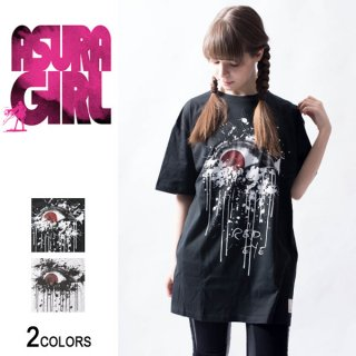 『阿修羅少女〜BLOOD-C異聞〜』蘭「瞳」Tシャツ