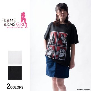 『FRAME ARMS GIRL(フレームアームズ・ガール)』「充電くん」Tシャツ