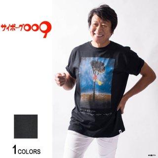 『サイボーグ009』井上和彦プロデュース「宇宙空間では上も下も右も左もない」Tシャツ(男女兼用)