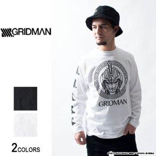 『SSSS.GRIDMAN』グリッドマン メアンドロス ロングTシャツ(男女兼用)