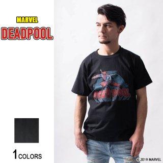 MARVEL『デッドプール』グラフィック Tシャツ(男女兼用)