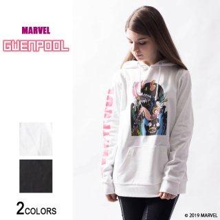 MARVEL『グウェンプール』グラフィック プルパーカー(男女兼用)