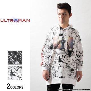 『ULTRAMAN』 始まりの敵 ベムラー サイドジップ・クラック・パーカー(男女兼用)
