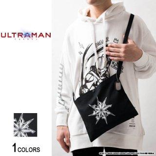 『ULTRAMAN』 ドッグタグ付き ウルトラマン スターデザイン サコッシュ(男女兼用)