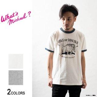 『What's Michael?』マイケル シークレット Tシャツ(男女兼用)