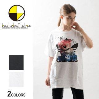 ロゴ&ベアTシャツ(男女兼用)