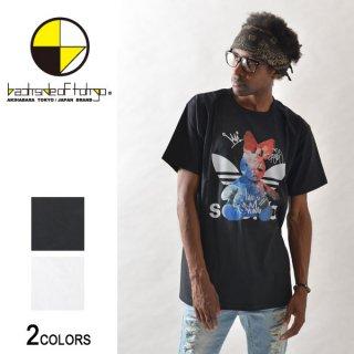 ロゴ&ラビットTシャツ(男女兼用)