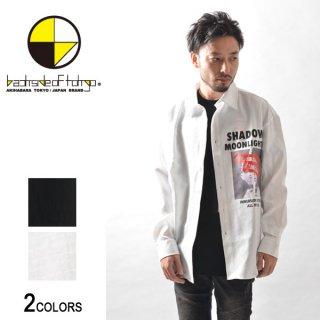 フォトシートプリントビッグシャツ(男女兼用)