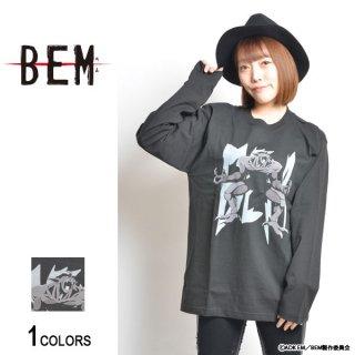 『BEM』ロングTシャツ ベム ver.(男女兼用)