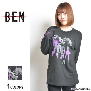 『BEM』ロングTシャツ ベラ ver.(男女兼用)